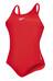 speedo Essential badpak Dames Endurance+, Medalist rood